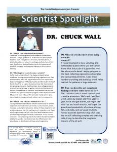 dr chuck wall